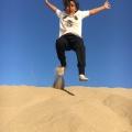Desert – building dunes in the desert(6)